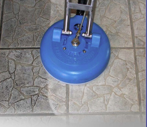 Experts at tile cleaning